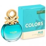 Туалетная вода Colors de Benetton Blue Benetton для женщин, 50мл