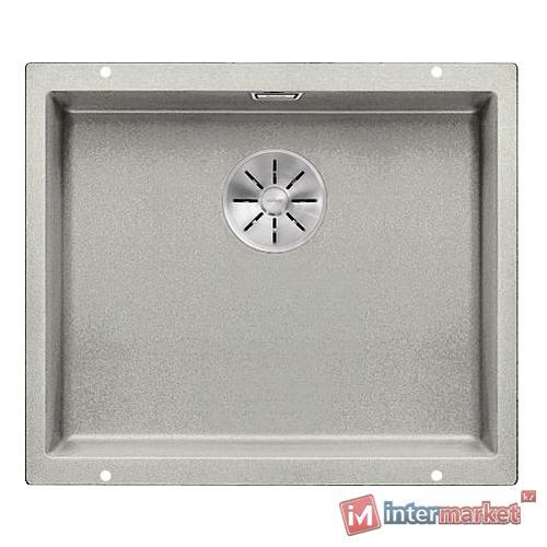 Кухонная мойка Blanco Subline 500-U жемчужный (520658)