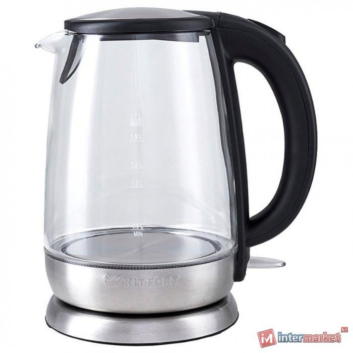 Чайник электрический ЭЛЕКТРИЧЕСКИЙ KITFORT KT-619