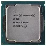 CPU Intel Pentium G5420 3,8 GHz 4Mb 2/4 Core Coffe Lake 54W FCLGA1151 Tray