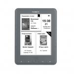 Электронная книга teXet TB-137SE (Gray)