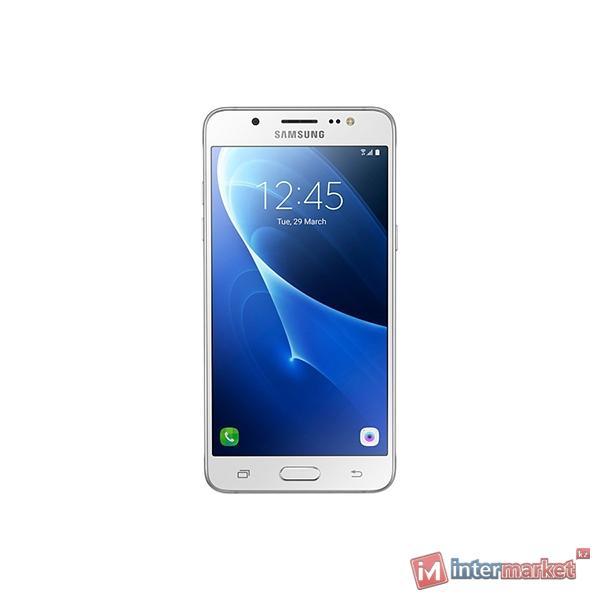 Смартфон Samsung Galaxy J5 (2016) LTE SM-J510FZWUSKZ white