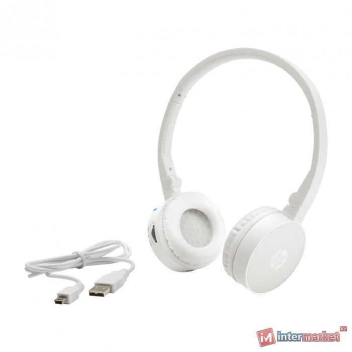 Наушники HP H7000 White BT Wireless Headset