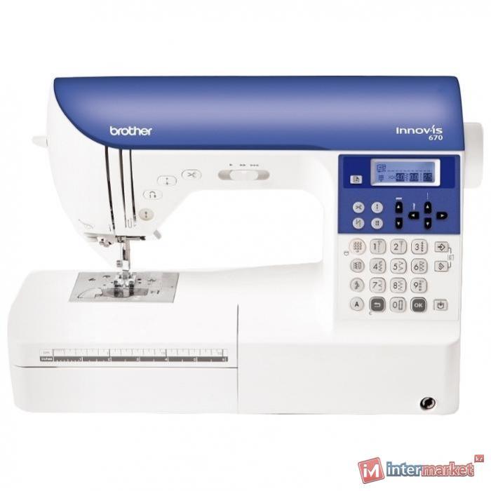 Швейная машина Brother INNOV-'IS 670