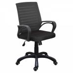 """Кресло для офиса """"МИ-6"""" черный"""