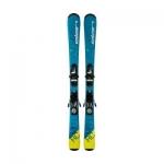 Лыжи горные RC blue QS + EL 4.5 - 120 - 17-18