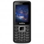 Мобильный телефон Nobby 230, черный