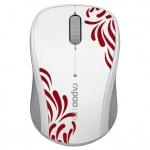 Мышь Rapoo 3100p White USB