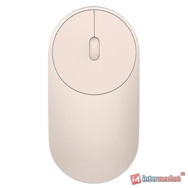 Беспроводная мышь Xiaomi Mi Portable Mouse Gold Bluetooth