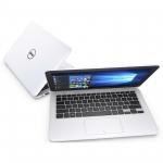 "Ноутбук Dell Inspiron 3162 (Celeron N3050-1.6/eMMC 32G/2GB/802.11n/BT/11.6""HD/Win10/white)"