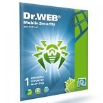 Антивирус Dr. Web Mobile Security, 1 устройство на 1 год