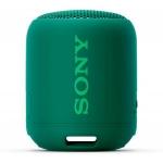 Портативная колонка Sony / SRSXB12G.RU2 (Green)