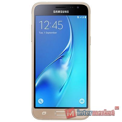 Cмартфон Samsung Galaxy J3 (2016) gold