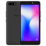 "Смартфон Tecno POP 2 Power, A8.1/1.3GHz/1Gb RAM/16Gb ROM/5.5"",960x480/Wi-Fi/BT/GPS/2xSim, Black"