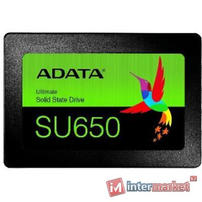 Жесткий диск SSD 120GB Adata ASU650SS-120GT-R 2.5